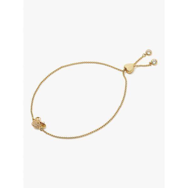 Fashion 4 - disney x kate spade new york minnie mouse pavé slider bracelet
