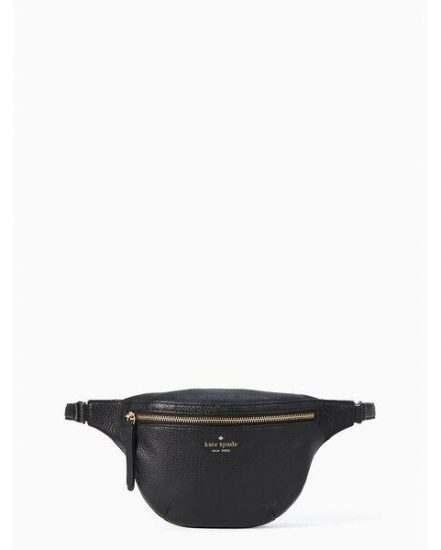 Fashion 4 - jackson belt bag black
