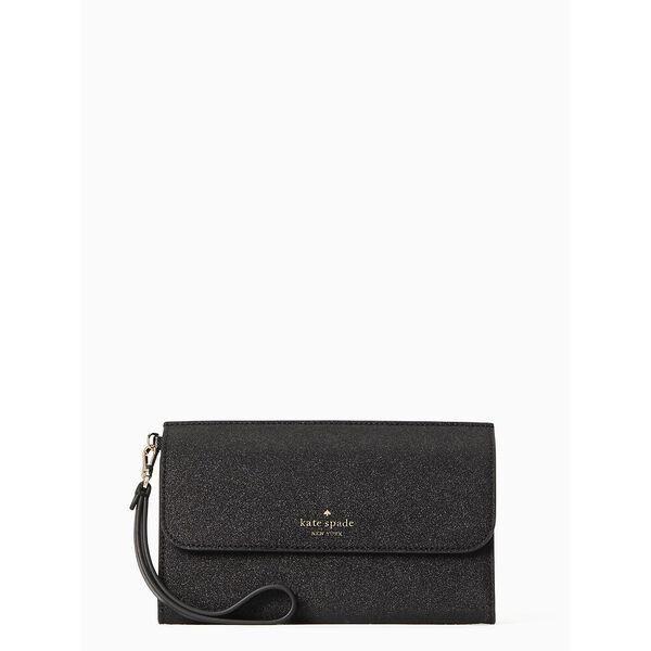 Fashion 4 - lola glitter boxed medium phone wristlet