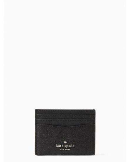 Fashion 4 - lola glitter boxed small slim card holder