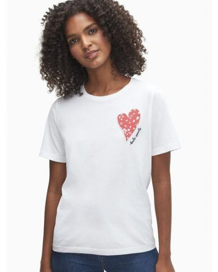 Fashion 4 - love posie heart tee