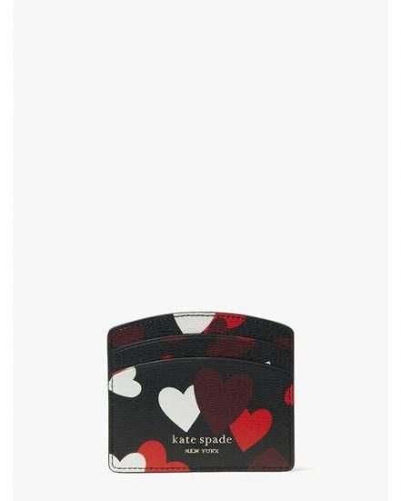 Fashion 4 - spencer celebration hearts cardholder