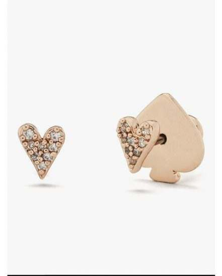 Fashion 4 - sweetheart mini studs
