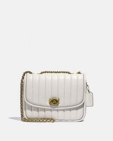 Fashion 4 Coach Madison Shoulder Bag With Quilting