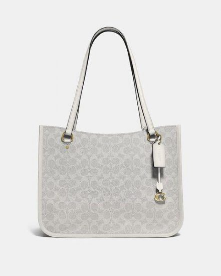 Fashion 4 Coach Tyler Carryall In Signature Canvas
