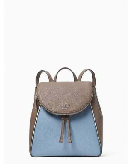 Fashion 4 - leila colorblock medium flap backpack