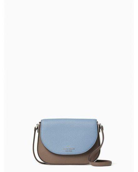 Fashion 4 - leila colorblock mini flap crossbody