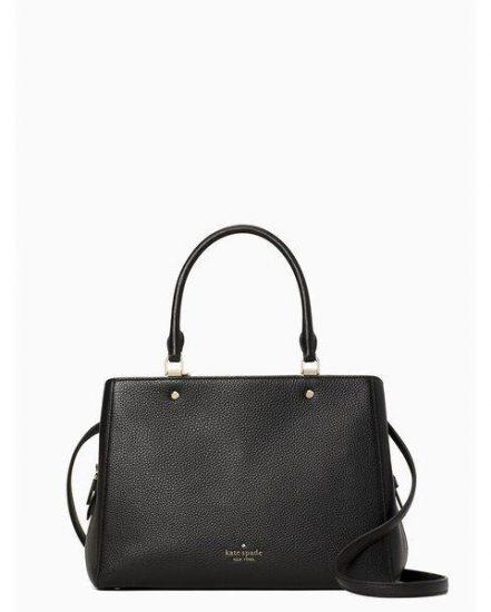Fashion 4 - leila med trpl compt satchel