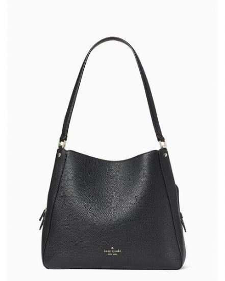 Fashion 4 - leila med trpl compt shoulder bag
