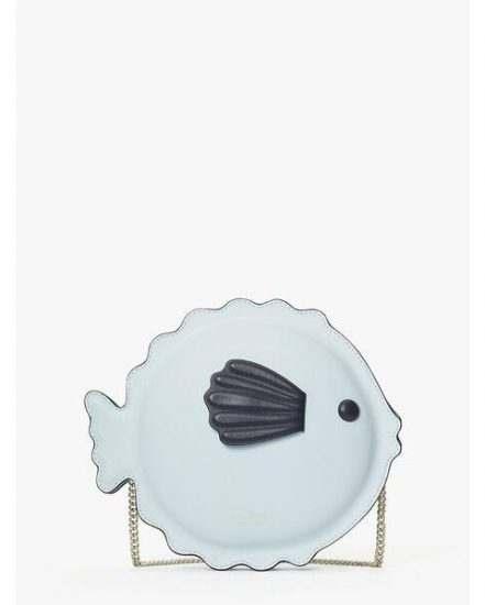 Fashion 4 - puffy puffer fish crossbody