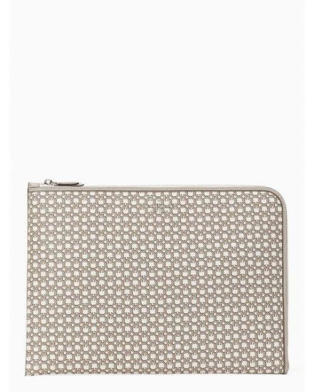 Fashion 4 - spade link l-zip universal laptop sleeve