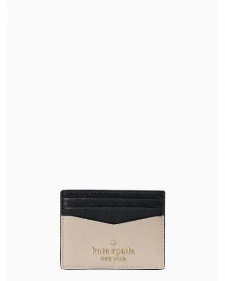Fashion 4 - staci colorblock small slim card holder