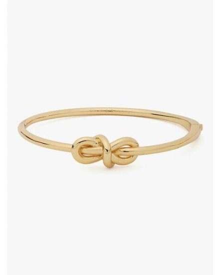 Fashion 4 - with a twist knot hinged bangle