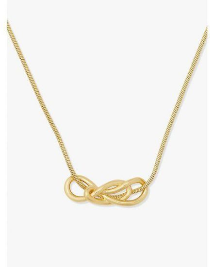 Fashion 4 - with a twist necklace