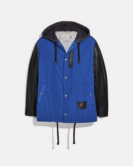 Fashion 4 Coach Coach X Champion Coaches Jacket