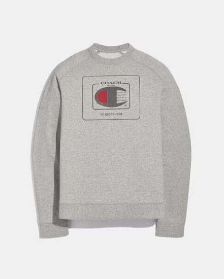 Fashion 4 Coach Coach X Champion Sweatshirt