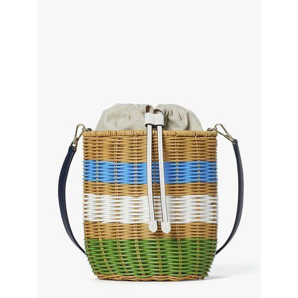 Fashion 4 - buoy wicker medium bucket bag