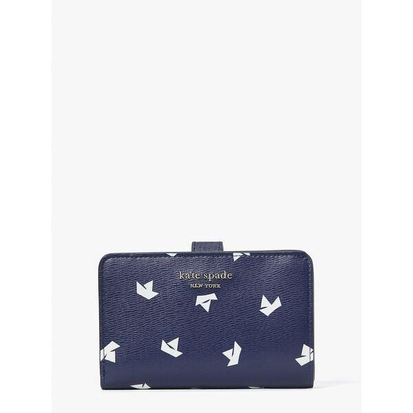 Fashion 4 - spencer paper boats compact wallet