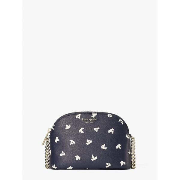 Fashion 4 - spencer paper boats small dome crossbody