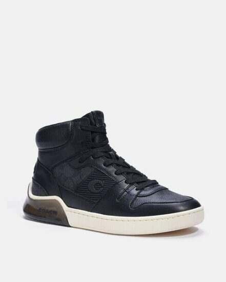 Fashion 4 Coach Citysole High Top Sneaker