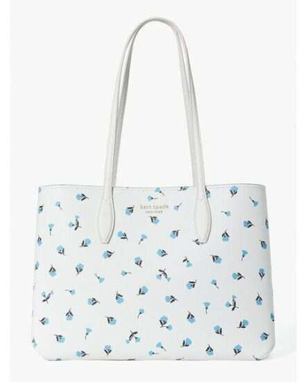 Fashion 4 - all day dainty bloom large tote