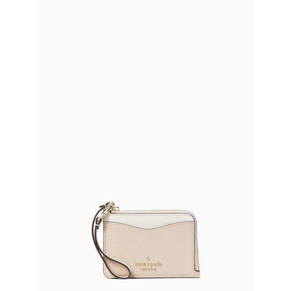 Fashion 4 - leila colorblock small card holder wristlet