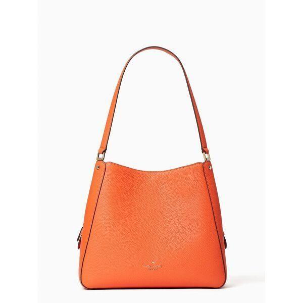 Fashion 4 - leila medium triple compartment shoulder bag
