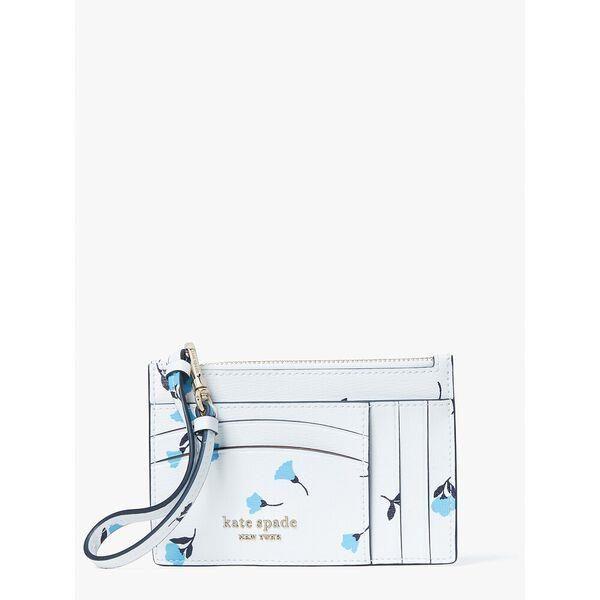 Fashion 4 - spencer dainty bloom card case wristlet