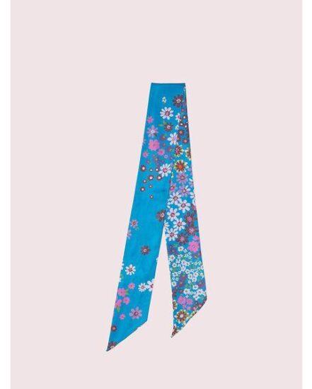 Fashion 4 - bora flora skinny scarf