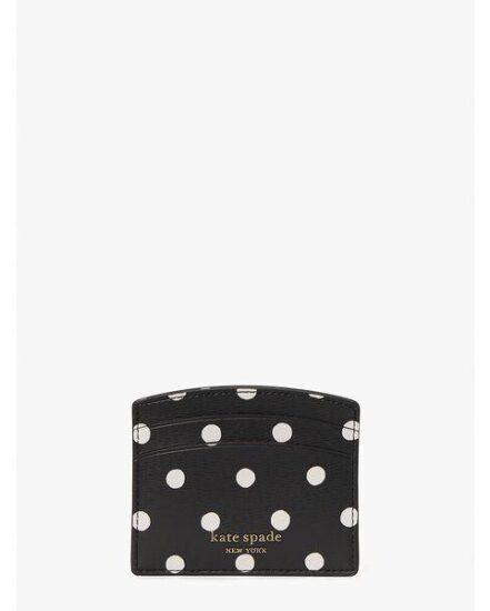 Fashion 4 - spencer sunshine dot cardholder