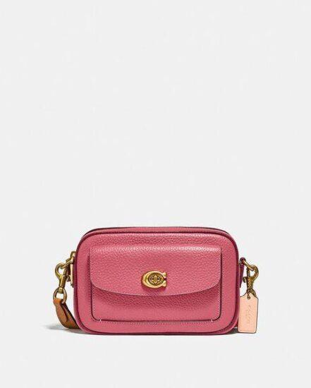 Fashion 4 Coach Willow Camera Bag In Colorblock