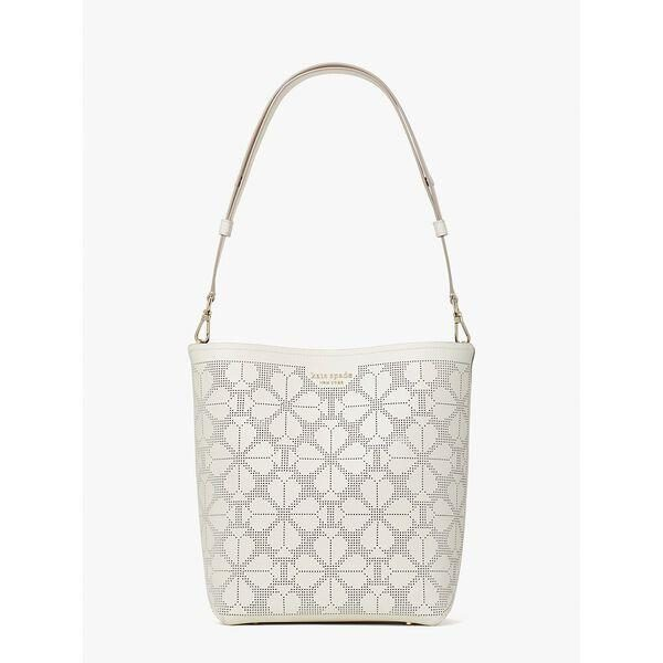 Fashion 4 - river perforated large bucket bag
