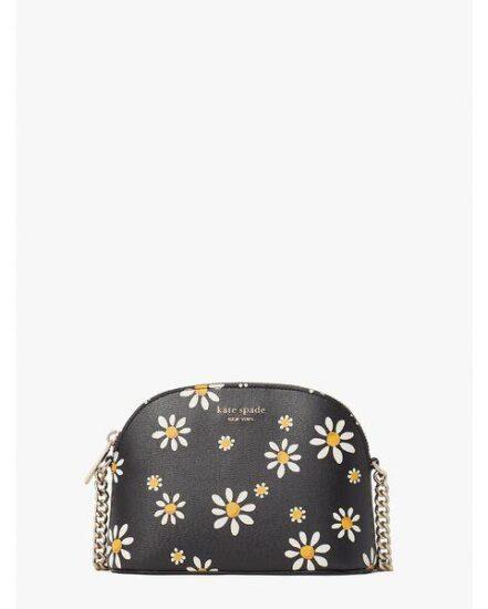 Fashion 4 - spencer daisy dots small dome crossbody